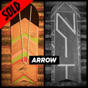 Happy Snag Arrow