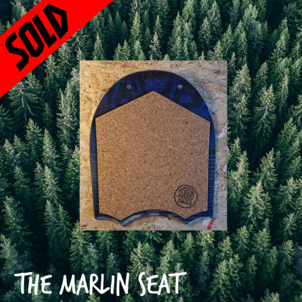 happy snag sowboard recycling upcycling marlin seat